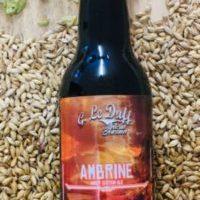 Ambrine bière ambrée