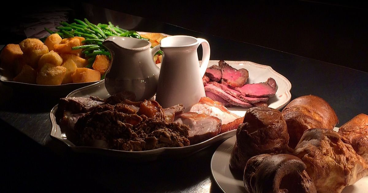 Brasserie 38 sunday roast