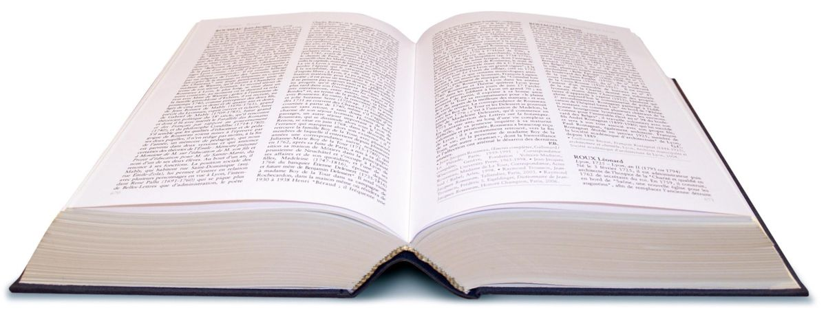 Image de livre ouvert