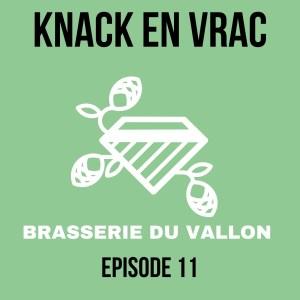 Logo Brasserie du Vallon épisode 11 podcast Knack En Vrac