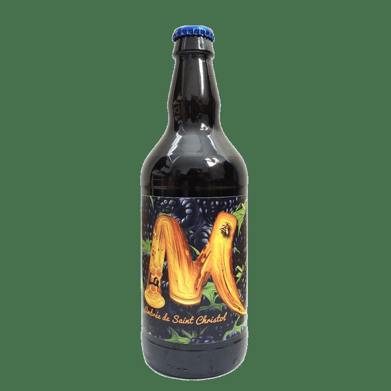 Bouteille bière artisanale bio saisonnière