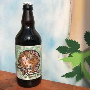 Bouteille bière artisanale Blanche Henriette