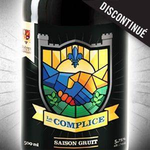 Complice - Brasseurs du Monde