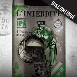 Interdite 150 - Brasseurs du Monde