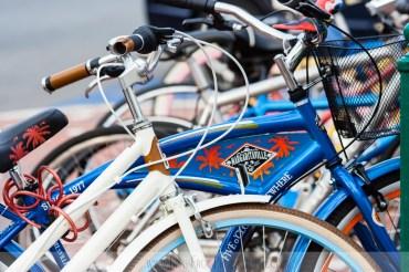 Bike Rack Cape May NJ