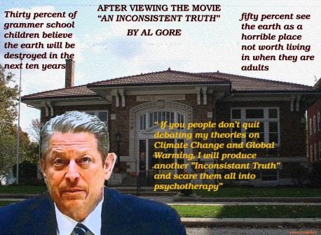 Al Gore's Inconvenient Truth