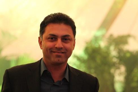 Nikesh Arora, CEO Palo Alto Networks