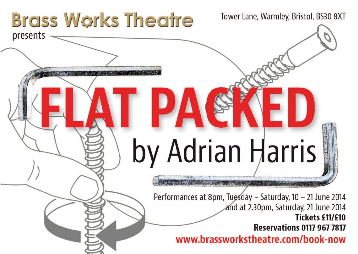Flat Packed by Adrian Harris