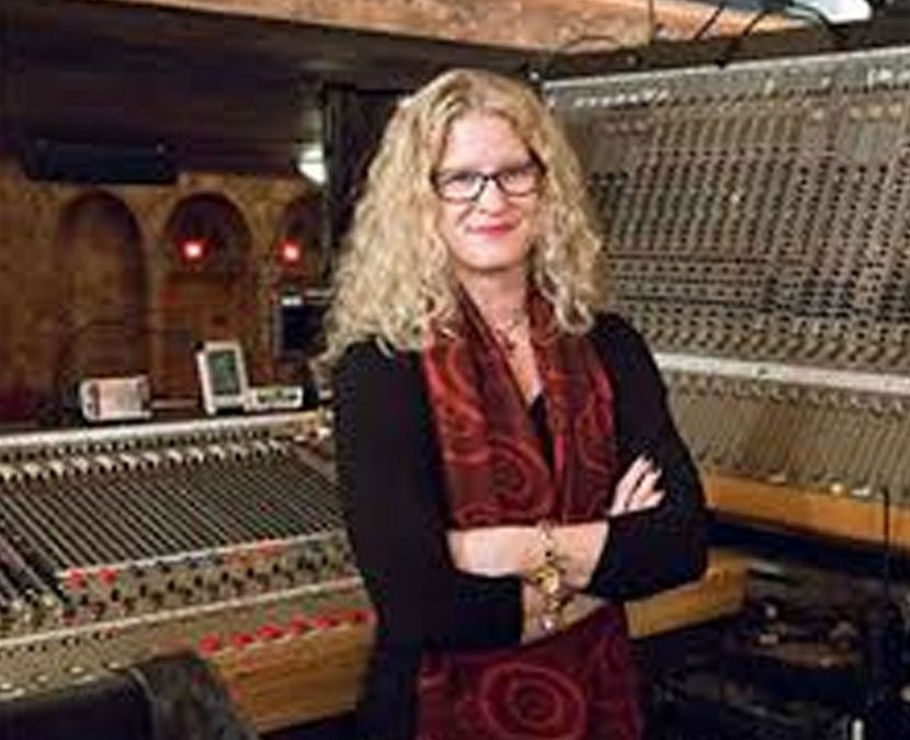 37: Julie Randolph – Mixing Sound on Broadway