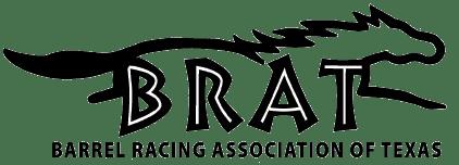 brat.ebarrelracing.com Logo