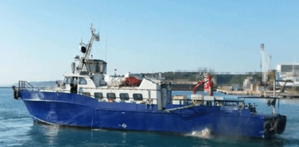 27m Twin Screw Supply Utility Crew Boat for Sale