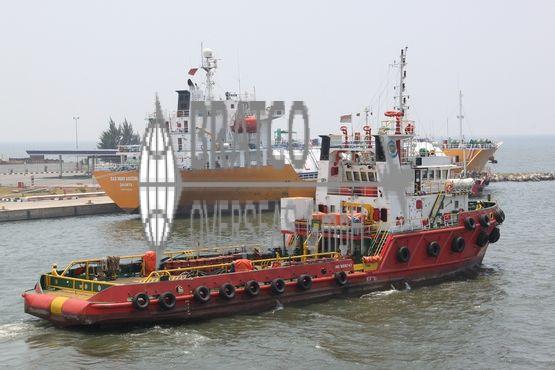 41.25m Bollard Pull Anchor Handling Utility Tug-5