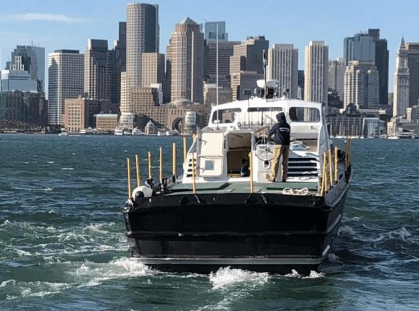 63' Aluminum Crew Boat – Twin 12V71 Detroit Diesels – 20 knots-3