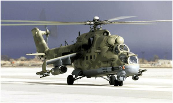MIL Mi-35 : 24D