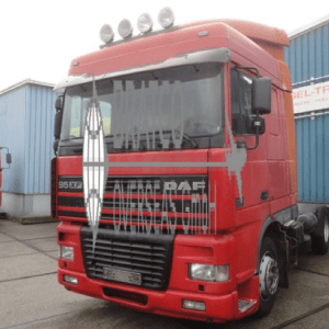 DAF FT 95-430XF SPACECAB (ZF16 MANUAL GEARBOX / AIRCONDITIONING / EURO 3)