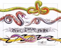 Cherry Creek Tattoo Flash Designs