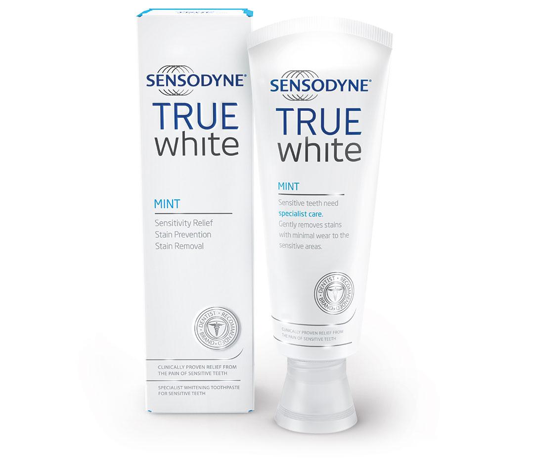 brauliocarollocom  Sensodyne True White Launch