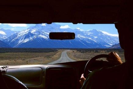 10 coisas que você precisa saber antes de dirigir na Nova Zelândia