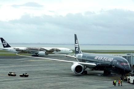 Anac autoriza venda de passagens da Air New Zealand para o Brasil