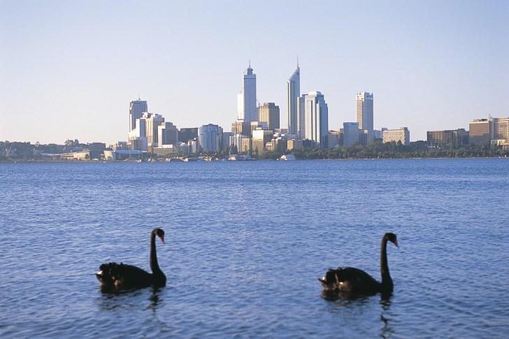 Atrações em Perth