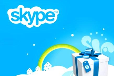 Aproveite a promoção do Skype e faça ligações ilimitadas, para telefones fixo, por um mês DE GRAÇA!