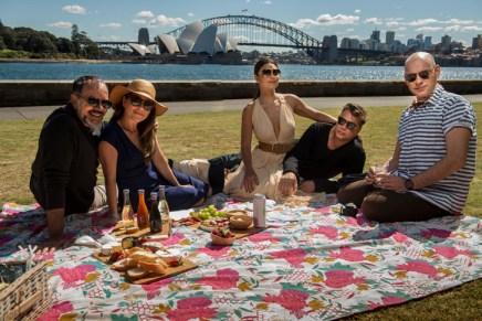 Confira 10 hábitos australianos que impressionaram o elenco da nova novela da Globo