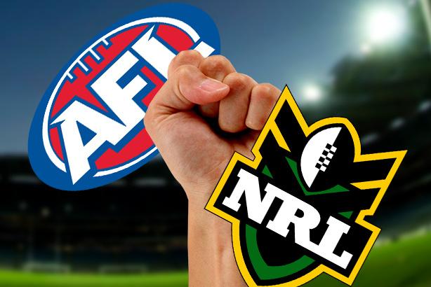 como se joga Rugby e futebol australiano