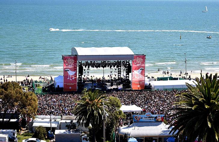 st kilda festival-braustralia