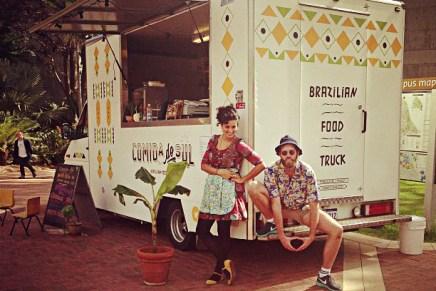 FEIJÃO COM ARROZ CONQUISTA A AUSTRÁLIA: Banco australiano homenageia food truck de comida brasileira em Perth