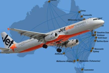 Na compra da passagem de Ida, companhia aérea dá passagem de volta de GRAÇA, para vôos domésticos dentro da Austrália