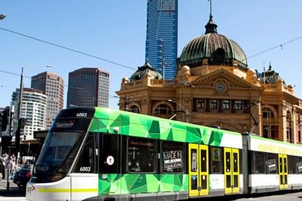 A partir de 2016 estudantes internacionais pagam meia passagem no transporte público de Melbourne