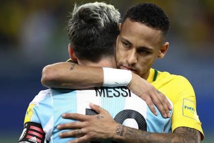 """CONFIRMADO """"amistoso"""" Brasil vs Argentina em Melbourne no dia 9 de junho"""