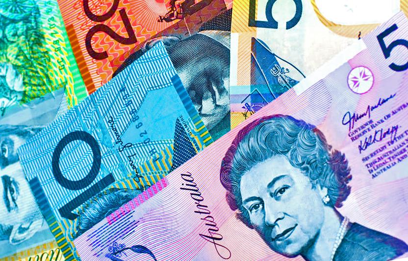 tudo sobre dolares australianos