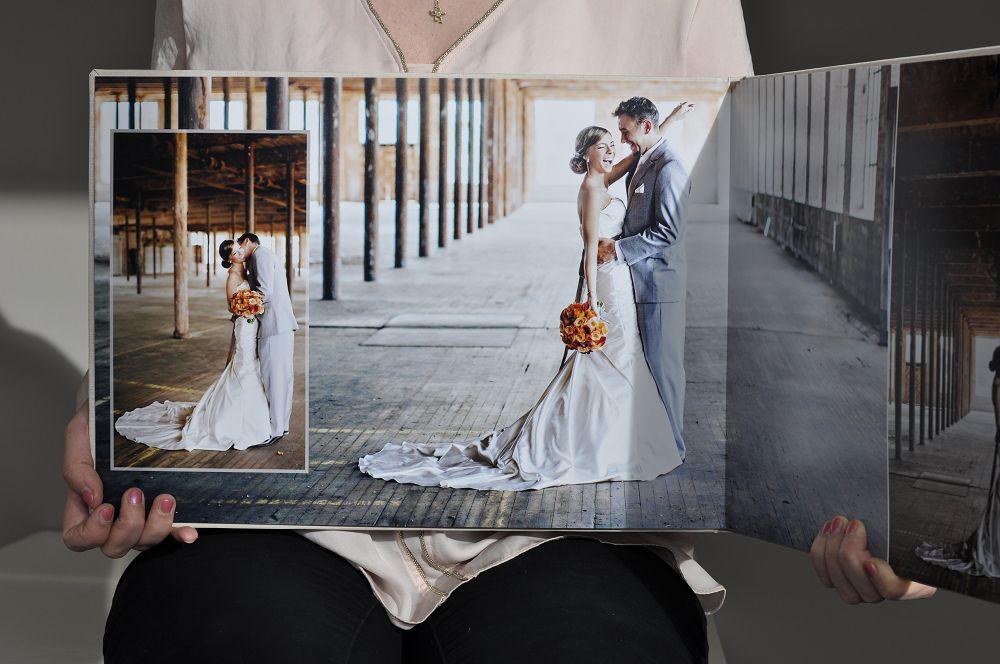 Hochzeitsalbum vom Feinsten  Design von PikPerfect