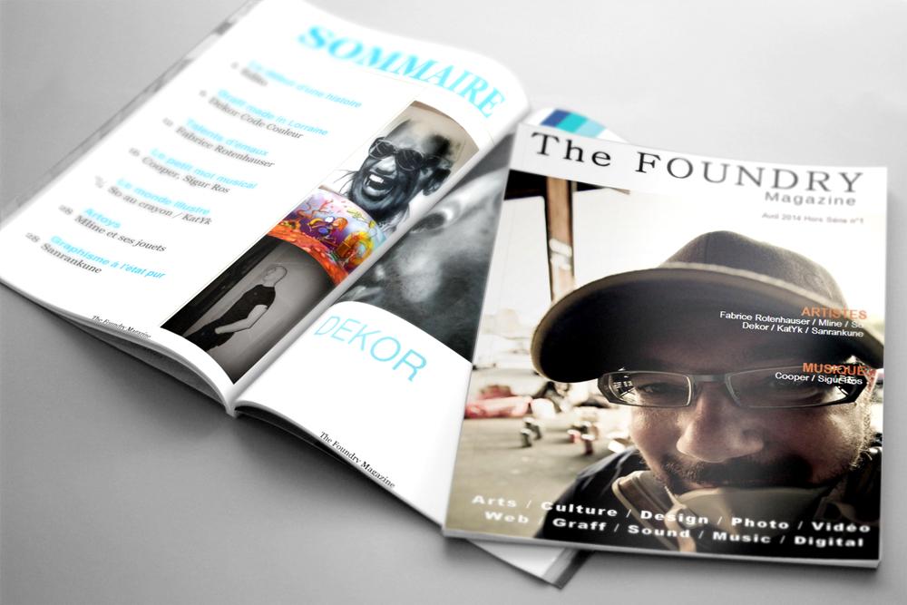 Magazine FOUNDRY 1