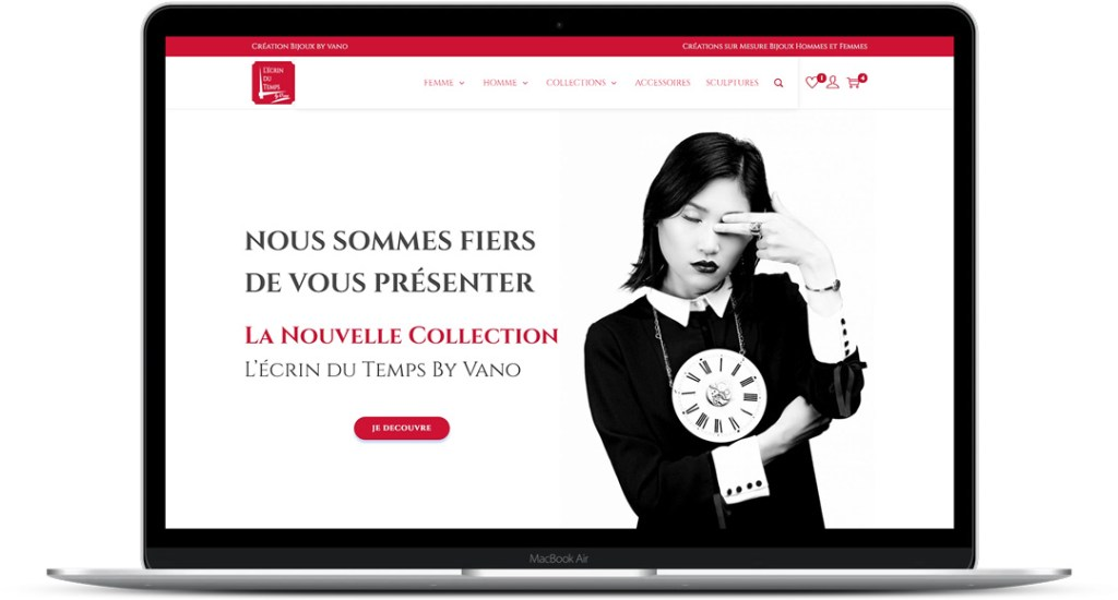 Vano-site-ecommerce-boutique