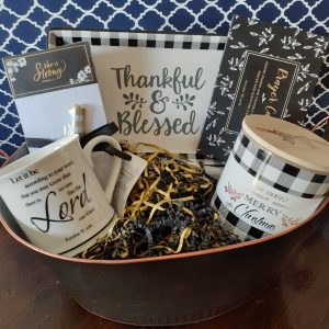 Faith Baskets- Local Delivery Only