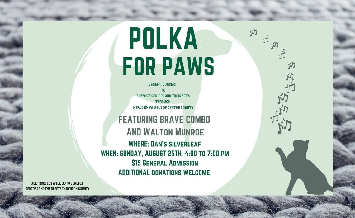 2019 POLKA FOR PAWS