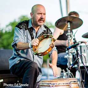 Brave Combo's former bandmate, Joe Cripps has been missing from the Little Rock, Arkansas area since October 20, 2016. If you have any information or clues about his possible whereabouts, please contact Detective Pasman of the Little Rock Police Department 501-404-3040