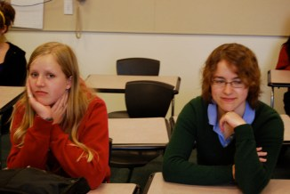 bored students