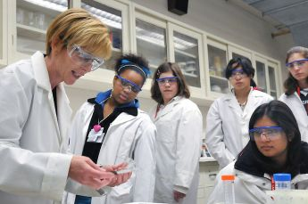 Science Lab teacher