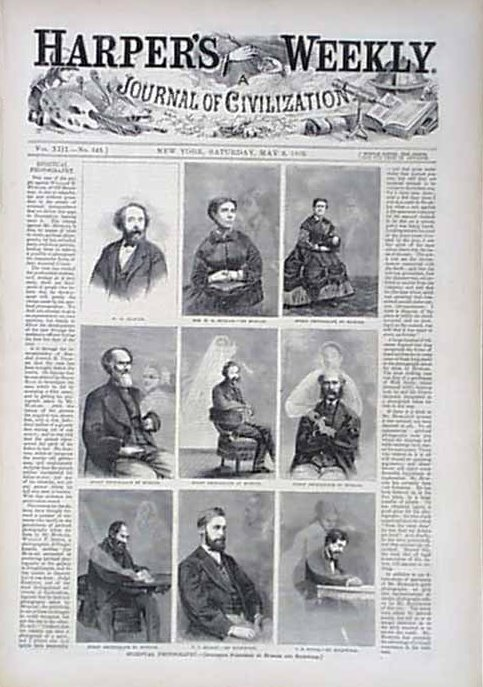 William Mumler Trial_Harper's Weekly_May 6_1869