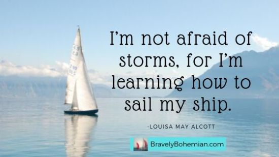 Louisa May Alcott_quote_I'm not afraid of storms