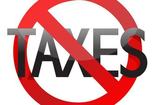 Metropolis locking up companies that does not pay taxes