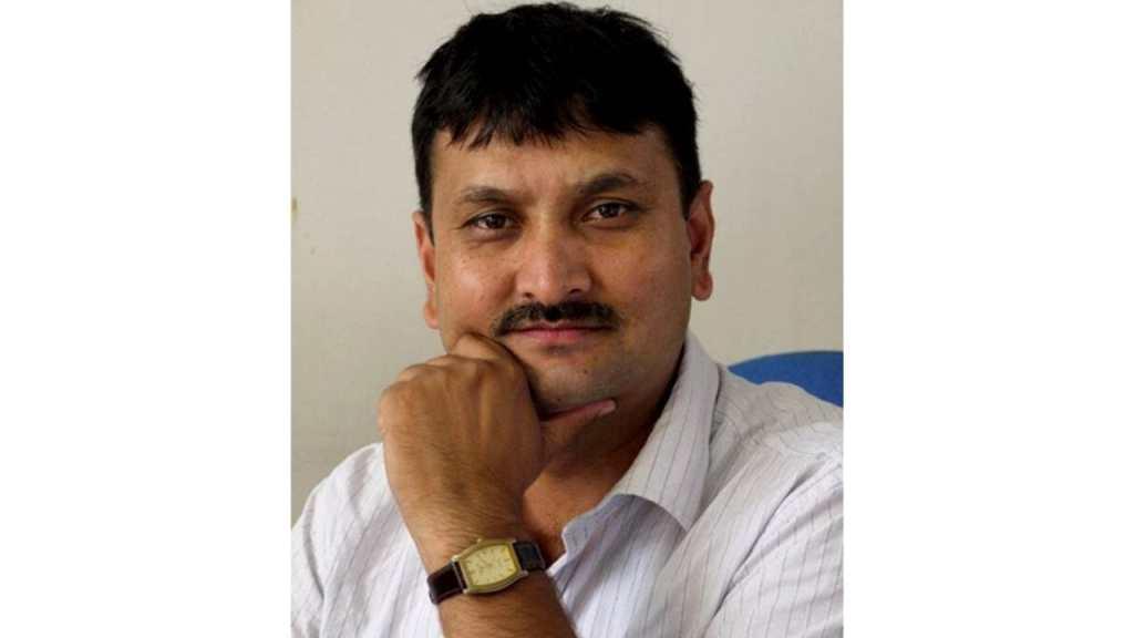 Executive Chairman of Nepal Television Mahendra Bista