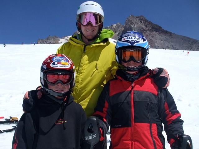 mount hood ski camp