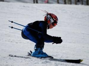 junior ski racing