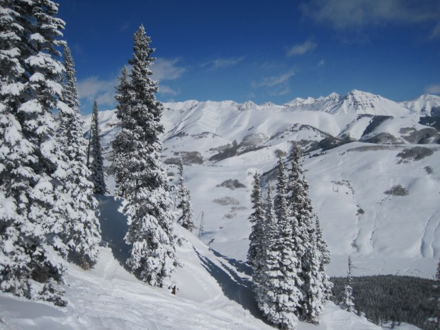 crested butte backcountry