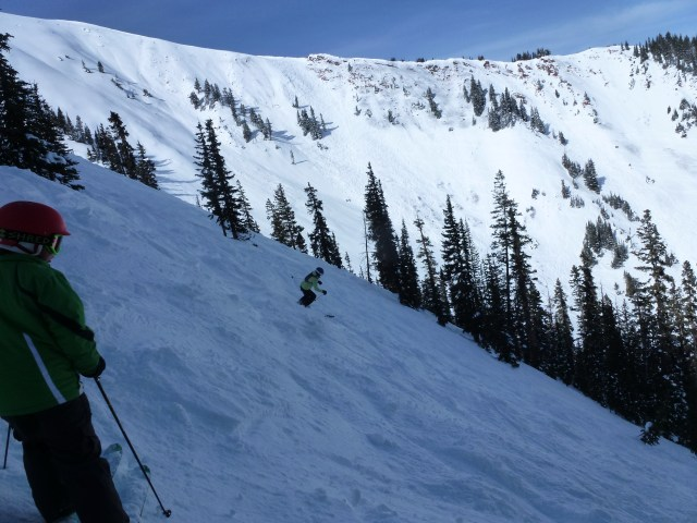 aspen highlands bowl