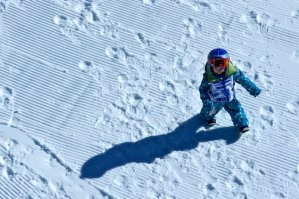 Do Kids Have to Ski Before They Ride?